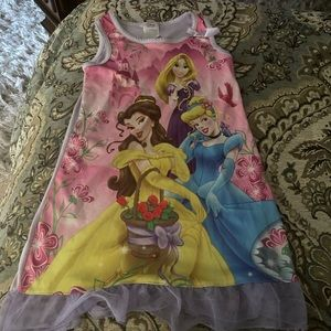 Disney Princess Gown